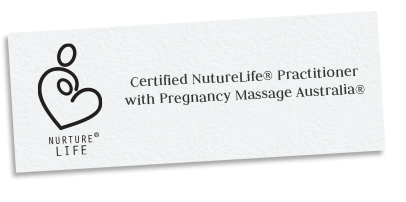 nuture life pregnancy massage